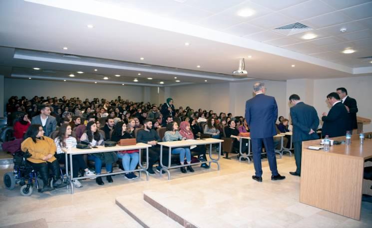 """Sakarya Üniversitesi Sosyal Hizmet Bölümü tarafından """"Söyleyeceklerimiz Var"""" adlı etkinlik düzenlendi. http://shizmet.sakarya.edu.tr/tr/duyuru/goster/88516/sosyal-hizmet-konferansi-gerceklestirildi"""